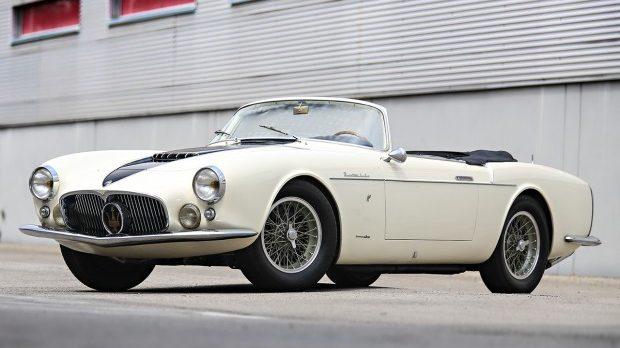 1957 Maserati A6G 54 Spider