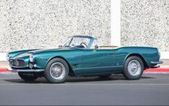 1960 Maserati 3500 GT Spider
