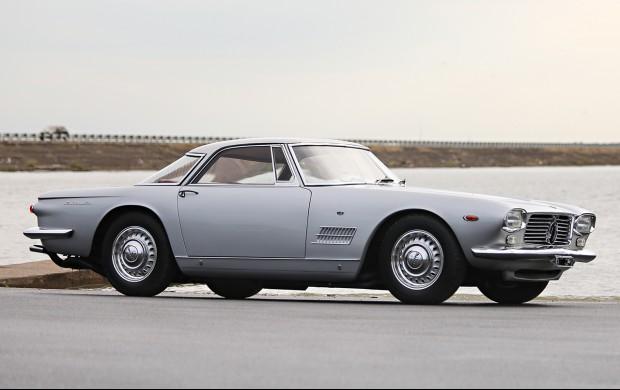 1961 Maserati 5000 GT Indianapolis Coupe