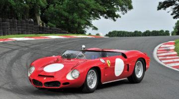 2016 RM Sotheby's Monterey (Press Release: Ferrari 268 SP)