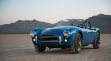 1962 Shelby 260 Cobra: Most-Expensive American Car Ever