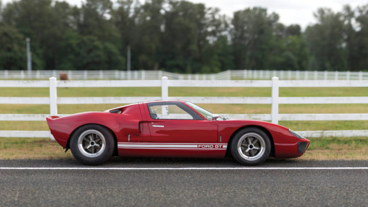 1966 Ford GT40 Mk I, chassis no. P/1057