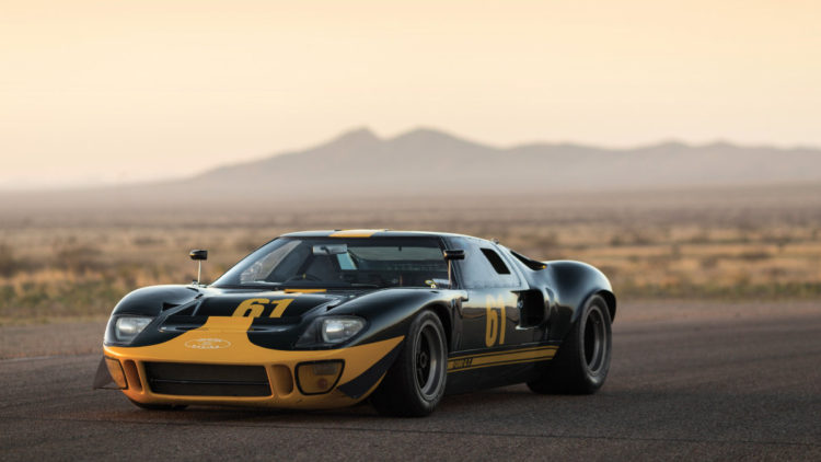 1966 Ford GT40 Mk I, chassis no. P/1061