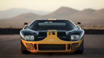 2016 RM Sotheby's Monterey (Press Release: Ford GT40s Mk1)