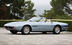 1971 Maserati Ghibli 4.9 SS Spider