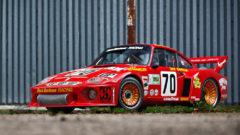 Paul Newman 1979 Porsche 935