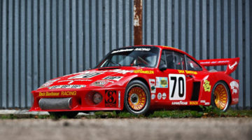 2016 Gooding Pebble Beach Sale (Press Release: Porsche)