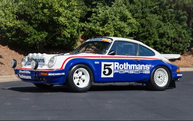 1984 Rothmans Porsche 911 SC/RS