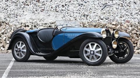 1932 Bugatti Type 55 Roadster