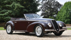 1939 Alfa Romeo 6C 2500 Sport Cabriolet