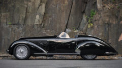 1939 Alfa Romeo 8C 2900B Lungo Spider: Most-Expensive Prewar Car Ever