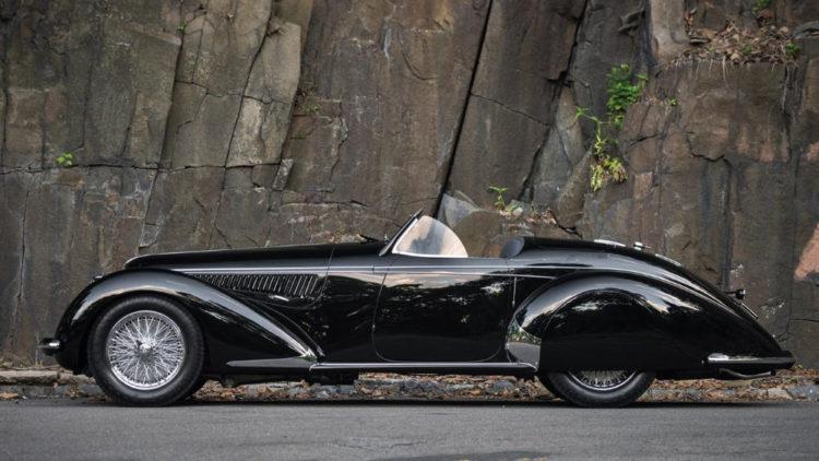 Alfa Romeo C B Lungo Spider MostExpensive Prewar Car Ever - Used alfa romeos for sale