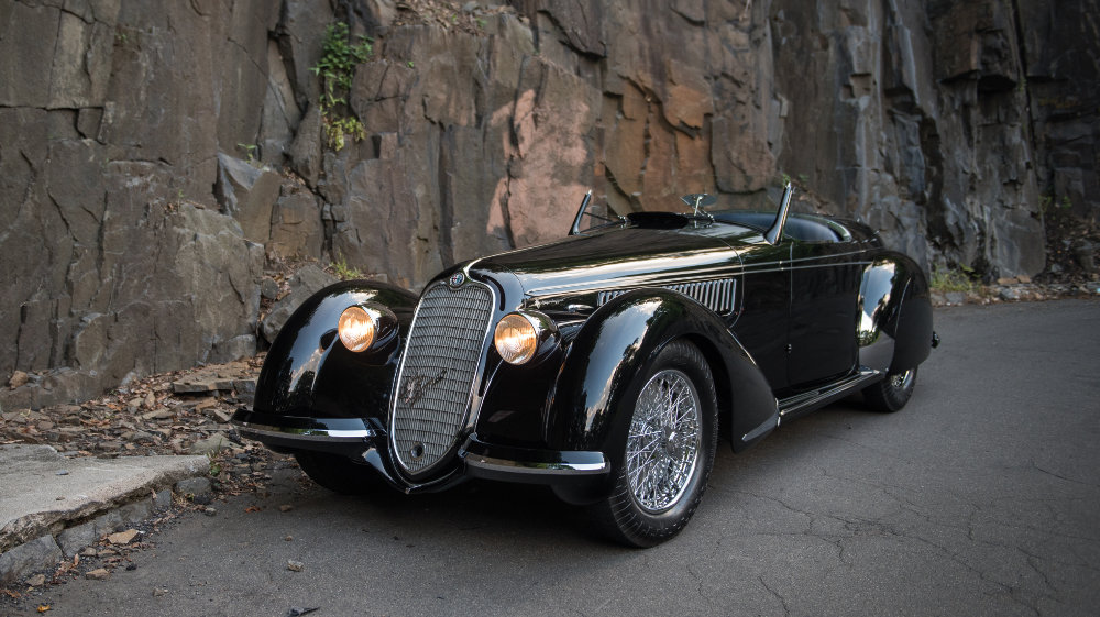 Cars Sold for $15 - $20 Million at Public Auction