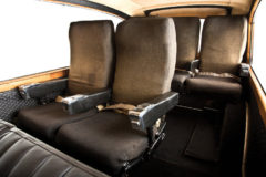 1956 Austin Princess Airplane Seats