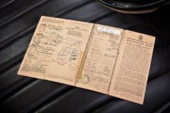 1956 Austin Princess John Lennon Registration