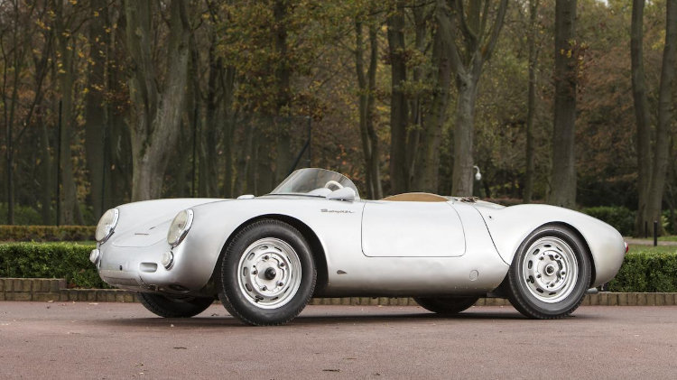 1956 Porsche 550 RS