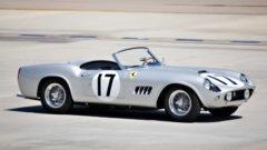 1959 Ferrari 250 GT LWB California Spider Competizione