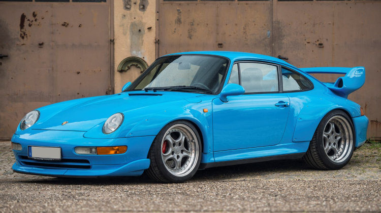 1995 Porsche 911 GT2