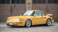 1993 Porsche 911 Turbo S Lightweight