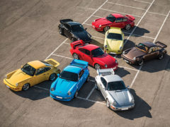 Porsche Collection at RM Sotheby's London 2016