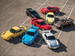 Porsche Collection at RM Sotheby's London 2016