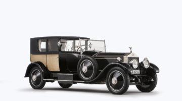2016 Bonhams Bond Street Sale (Rolls Royce Press Release)