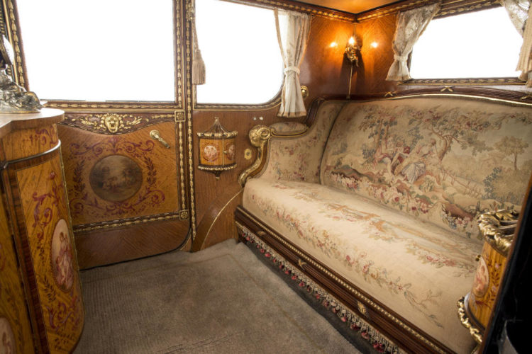 1926 Rolls-Royce Phantom I Interior