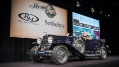 1930 Duesenberg Model J Dual-Cowl Phaeton at auction