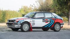 1989 Lancia Delta HF Integrale 16V 'Ufficiale'