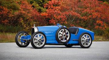 2017 Gooding Scottsdale Auction (Bugatti Press Release)