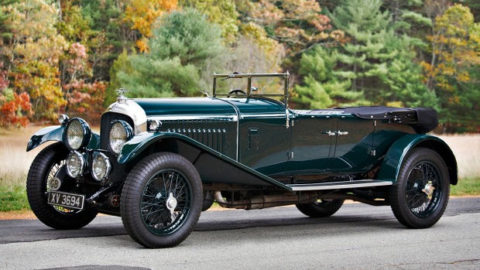 1928 Bentley 4 ½ Litre Open Tourer