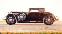 1930 Stutz Model M Supercharged Coupe