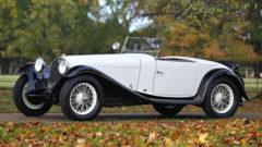 1932 Alfa Romeo 6C 1750 Series V Grand Sport Cabriolet