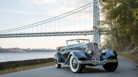 1933 Chrysler CL Imperial Dual-Windshield Phaeton 'Ralph Roberts'