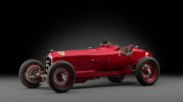 2017 RM Sotheby's Paris Sale (Alfa Romeo Press Release)