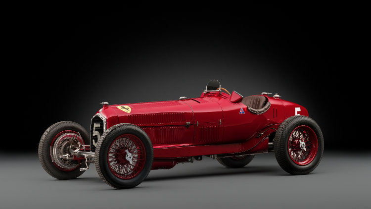 RM Sothebys Paris Sale Alfa Romeo Press Release - Alfa romeo car for sale