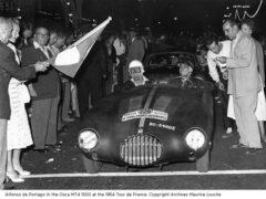 1954 Osca MT4 1500
