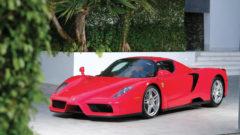 Tommy Hilfiger's 2003 Ferrari Enzo