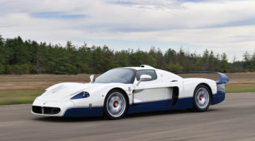 2016 RM Sotheby's Duemila Ruote Milan Sale Results