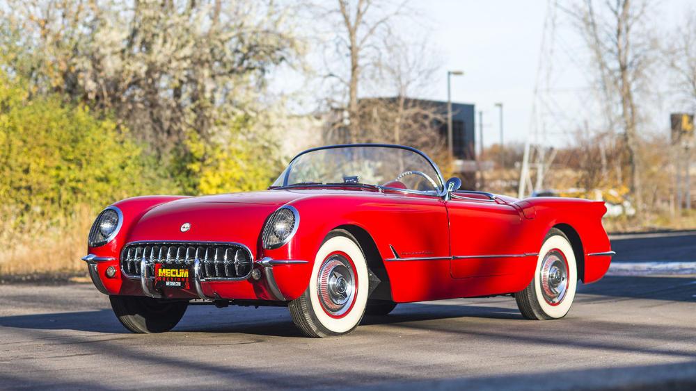 1954 Chevrolet Corvette Roadster (Lot L64.1)