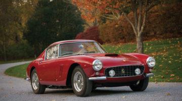 1961 Ferrari 250 GT SWB Berlinetta