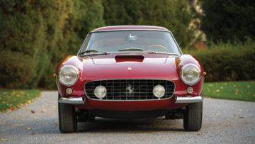 1961 Ferrari 250 GT SWB Berlinetta Front
