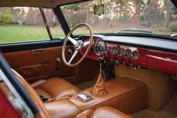 1961 Ferrari 250 GT SWB Berlinetta Interior