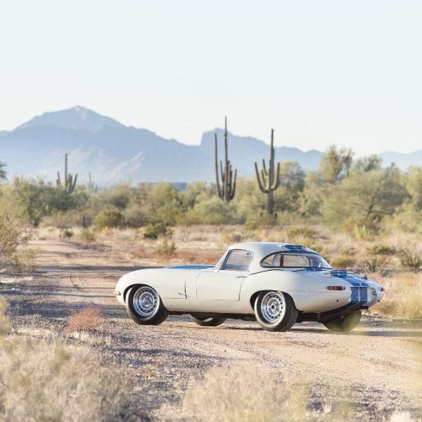 1963 Jaguar E-Type Lightweight Competition