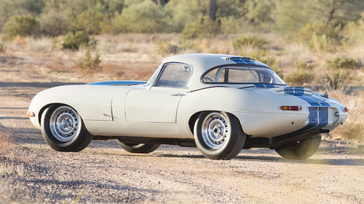 1963 Jaguar E-Type Lightweight Competition