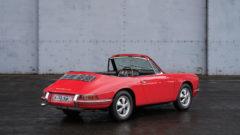 1964 Porsche 901 Cabriolet Prototype