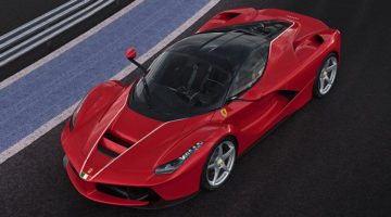 2016 RM Sotheby's LaFerrari Sale (Press Release)