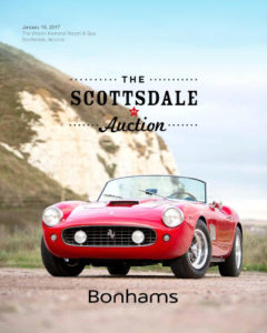 Bonhams Scottsdale 2017 Catalogue
