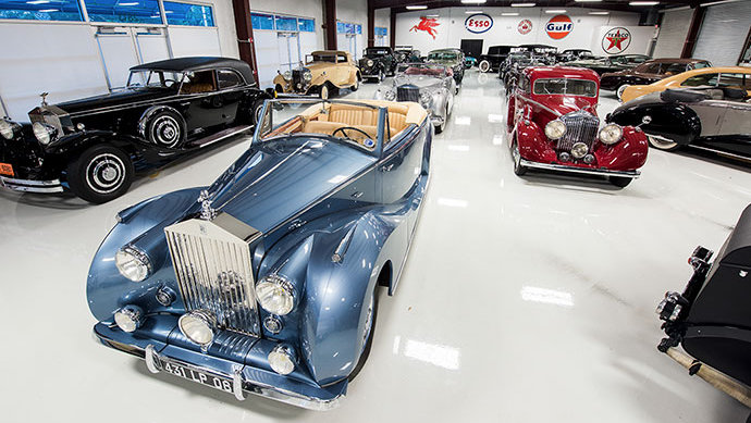 Cars from the Orin Smith Collection