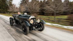 2017 RM Sotheby's Amelia Island (Bentley Le Mans Announcement)